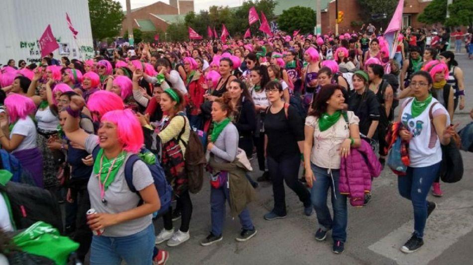 encuentro nacional mujeres 2019