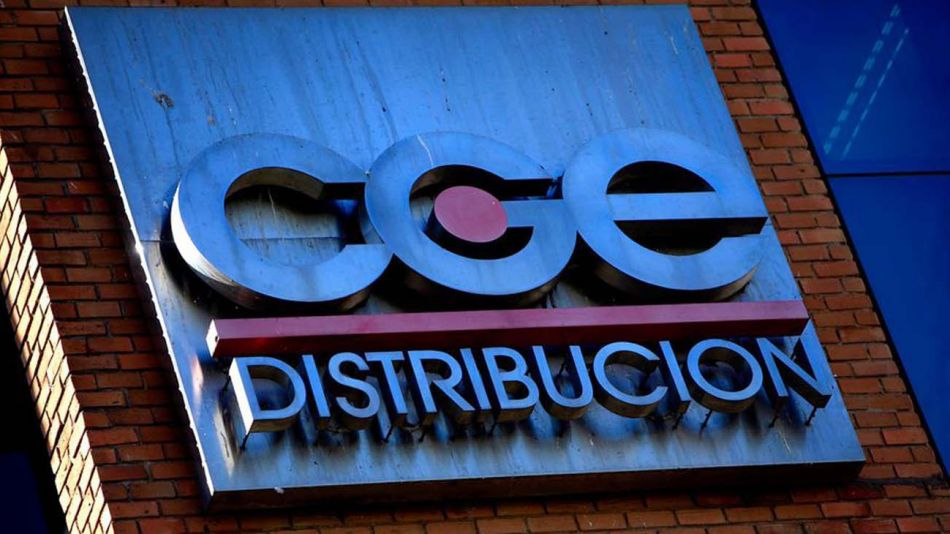 La distribuidora eléctrica chilena CGE-20210526