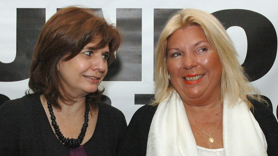 Patricia Bullrich  Elisa Carrió