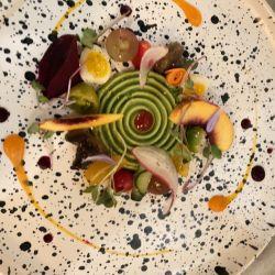 Deliciosos platos componen el menú degustación de Quiven Restaurante.