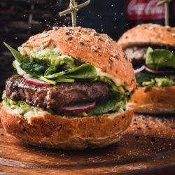 Recetas por el día de la hamburguesa.