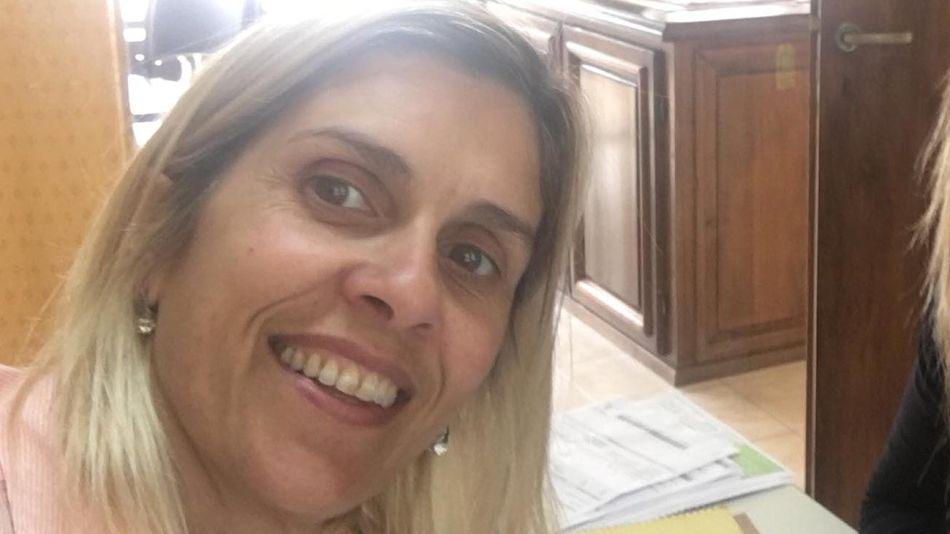 Paola Maggiotti, presidenta del Concejo Deliberante de Navarro, provincia de Buenos Aires.