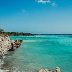 Tres Trapi Beach, Aruba.