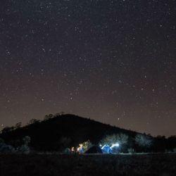 La experiencia de trekking a la cima de los volcanes del Pocho dura tres días.