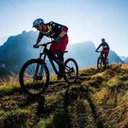 En el mountain bike los beneficios son muchos, pero uno de los grandes beneficiados es el sistema cardiovascular.