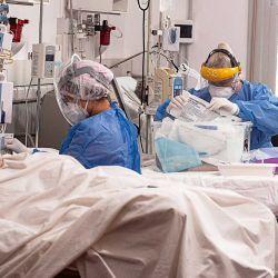 hospitales | Foto:CEDOC