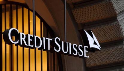 Casa central del Credit Suisse, en Suiza.