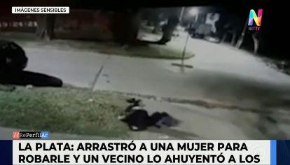 Robo en La Plata - RePerfilAr