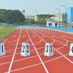 Pista de Atletismo en Posadas   Foto:CADA