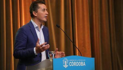 CON LA VENIA DEL GOBERNADOR. Calvo se transformó en el encargado de los anuncios y algunos en el PJ sostienen que se debe a un eventual lugar en la lista.
