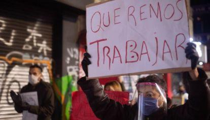 NO INTEGRADOS. Desde 2018 y con la pandemia, la población de argentinos no integrados socialmente viene creciendo año a año.