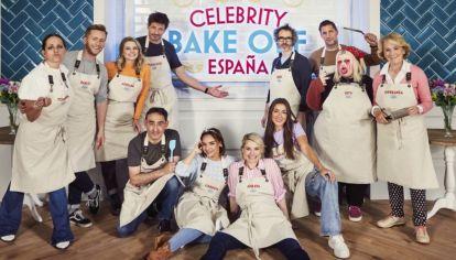 Los competidores de Bake Off Celebrity 2021 (España).