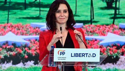 Díaz Ayuso busca desafiar a Pedro Sánchez