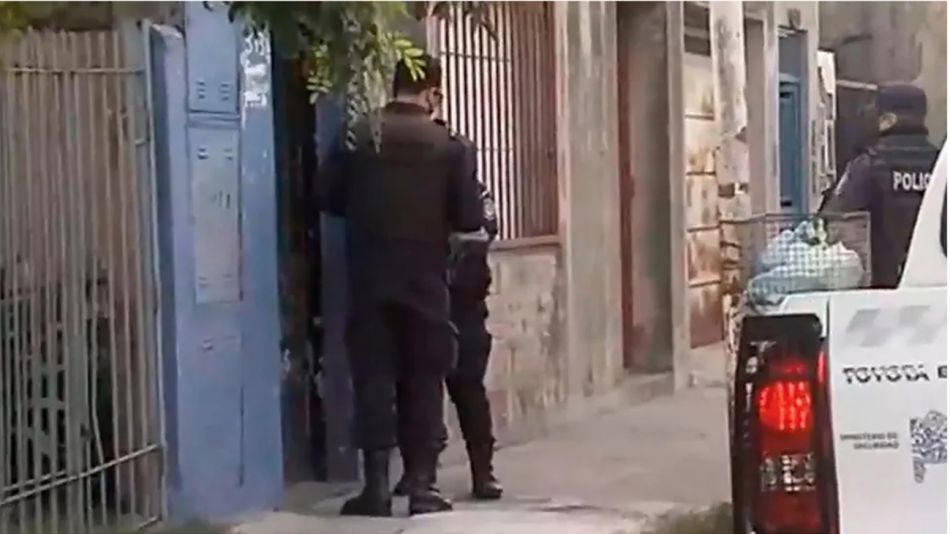 Policia mato a su hija