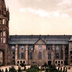 Castillo de Königsberg.
