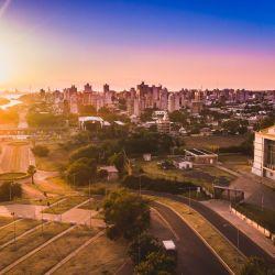 La ciudad bonaerense de San Nicolás de los Arroyos está estratégicamente ubicada a la vera del río Paraná.
