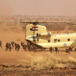 Las fuerzas armadas sudanesas y egipcias participan en el ejercicio militar conjunto    Foto:Ashraf Shazly / AFP