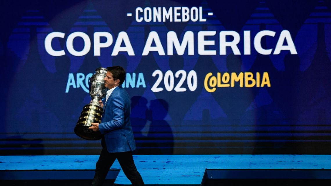 The Copa América will no longer be played in Argentina and Colombia – now it's been moved to Brazil.