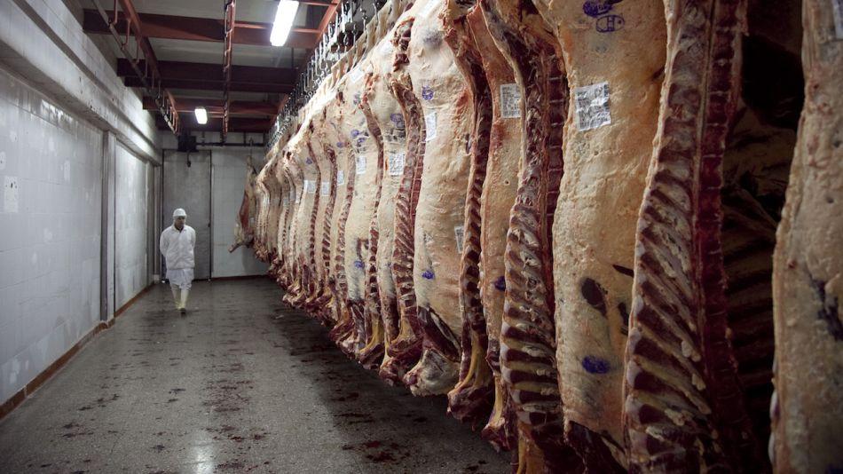 Suspenden a 6 empresas para exportar carne