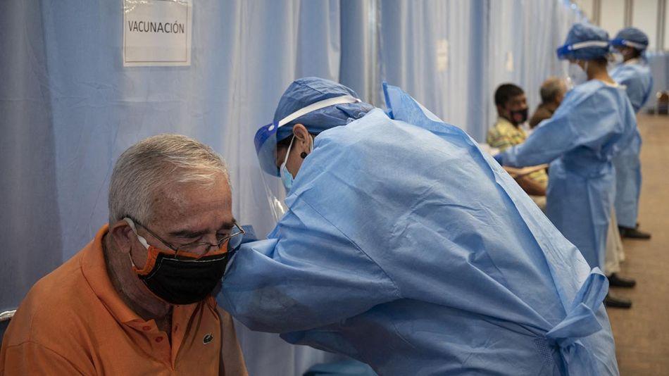 vacunación en Venezuela 20210531