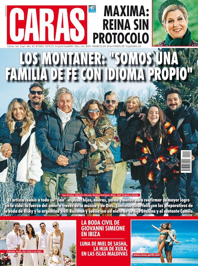 """Los Montaner: """"Somos una familia de fe con idioma propio"""""""