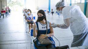 Vacunacion docentes 20210601