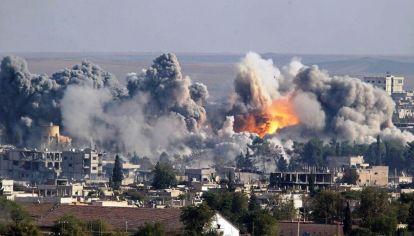 Una guerra abierta con decenas de protagonistas y cientos de miles de víctimas civiles.