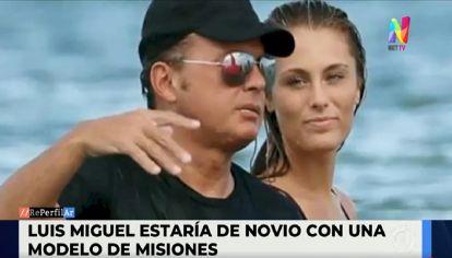 Luis Miguel estaría saliendo con una argentina