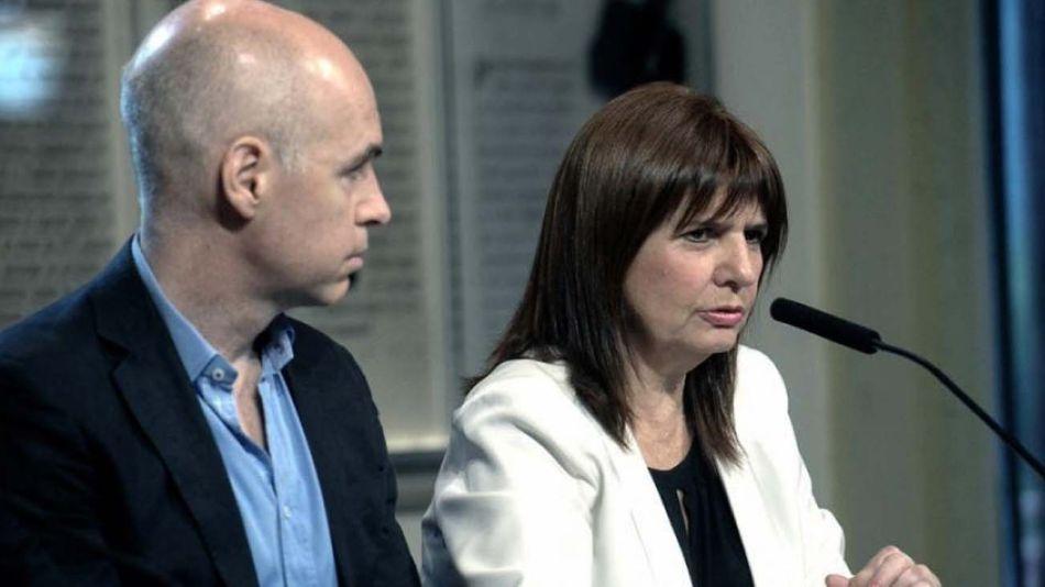 Rodriguez Larreta y Patricia Bullrich juntos-20210601