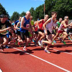 Se llevó a cabo por primera vez el primer miércoles de junio de 2009, como el National Running Day.