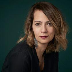 """Alexandra Kohan dialogará con el filósofo (y a la vez su pareja), Martín Kohan, sobre """"la otredad""""."""