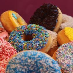Recetas de donuts.