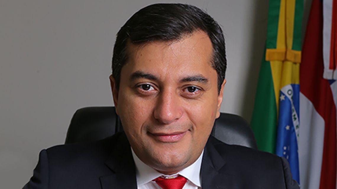 Wilson Miranda Lima, Governor of Amazonas state in Brazil