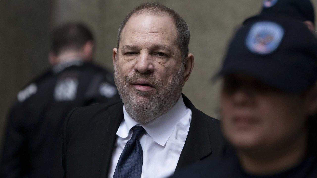 Harvey Weinstein | Foto:AFP
