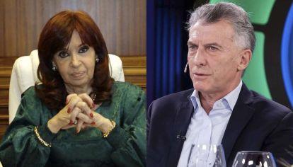Cristina F y Macri