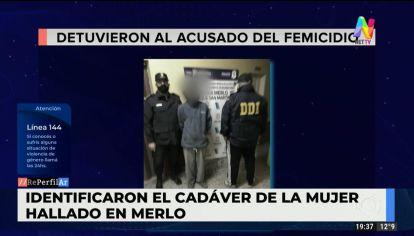 Detuvieron al femicida de Merlo