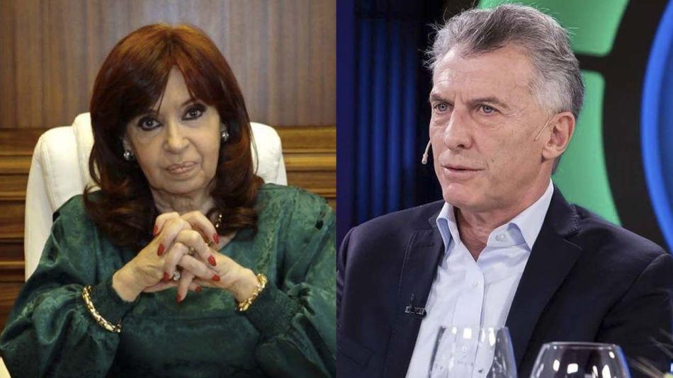 Cristina F y Macri 20210602