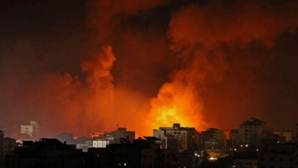 Siguen los misiles entre Israel y Palestina en un conflicto sin fin