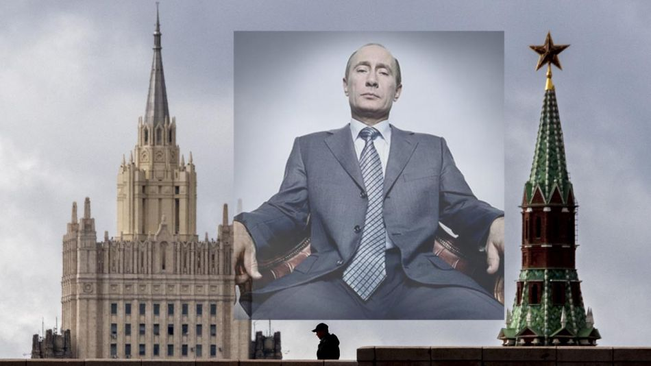 Vladimir Putin Eterno 20210602