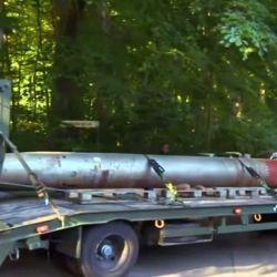 Según expertos en el tema, solo el cañón antiaéreo puede ser considerado un arma de guerra, ya que ninguna de las otras armas funciona.