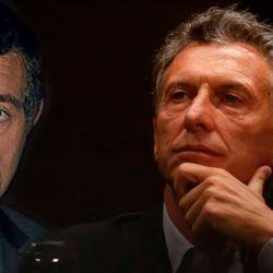 """Pepín"" Rodríguez Simón - Mauricio Macri   Foto:cedoc"