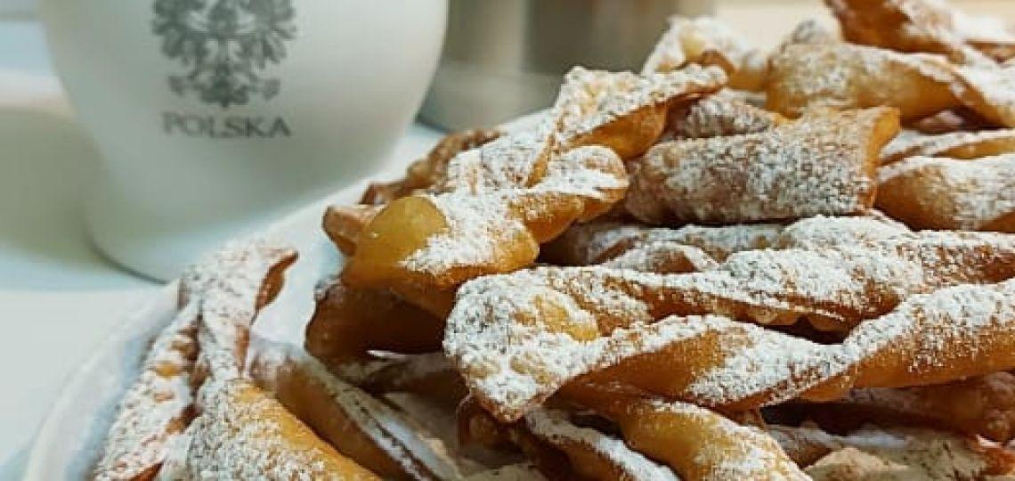 """Una receta muy original para las tardes: las """"Chrusty"""", o alitas de ángel polacas"""