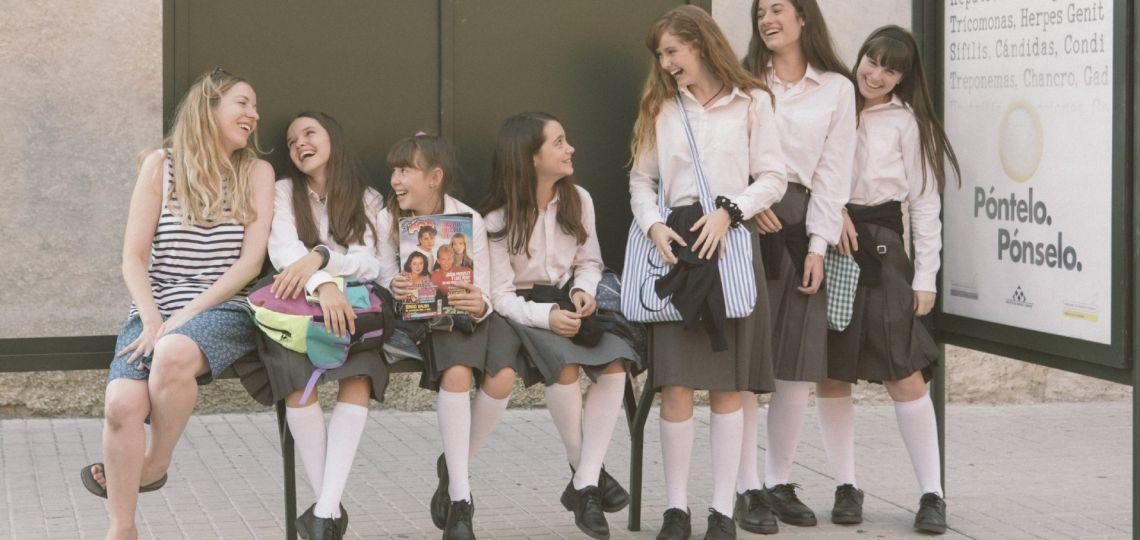 Las niñas, cita imperdible de un nuevo ciclo (online y grautito) de cine español