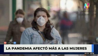 La pandemia afectó más a las mujeres