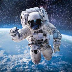 El salario anual de un astronauta de la NASA depende de varias cuestiones.