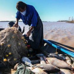 La pesca deportiva puede practicarse exclusivamente con devolución obligatoria de toda especie.