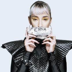 """""""Fenna es una versión lejana, parecida e independiente de mí misma"""", sintetiza Candela."""