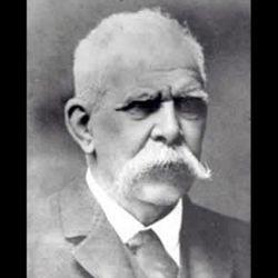 Luis Augusto Huergo, primer ingeniero argentino.
