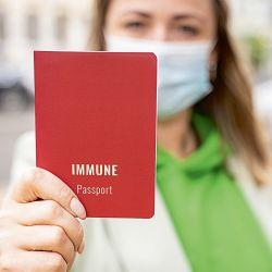 Pasaporte inmunitario por Covid-19 | Foto:DepositPhotos