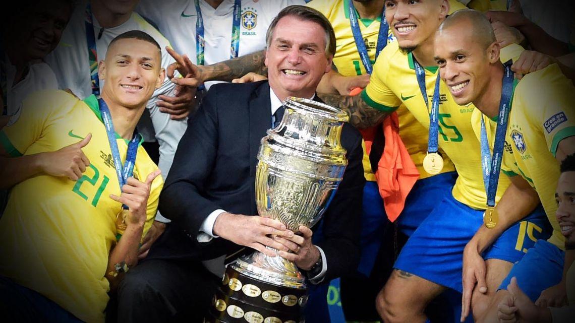 Bolsonaro's Covid Copa.